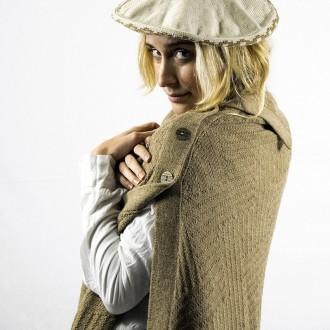 Ponchito tejido escoces |El Boyero