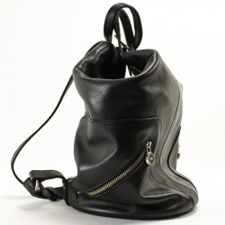Modern leather backpack – Excellent quality|El Boyero