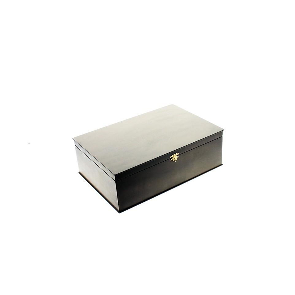Wooden box for horse bookends |El Boyero