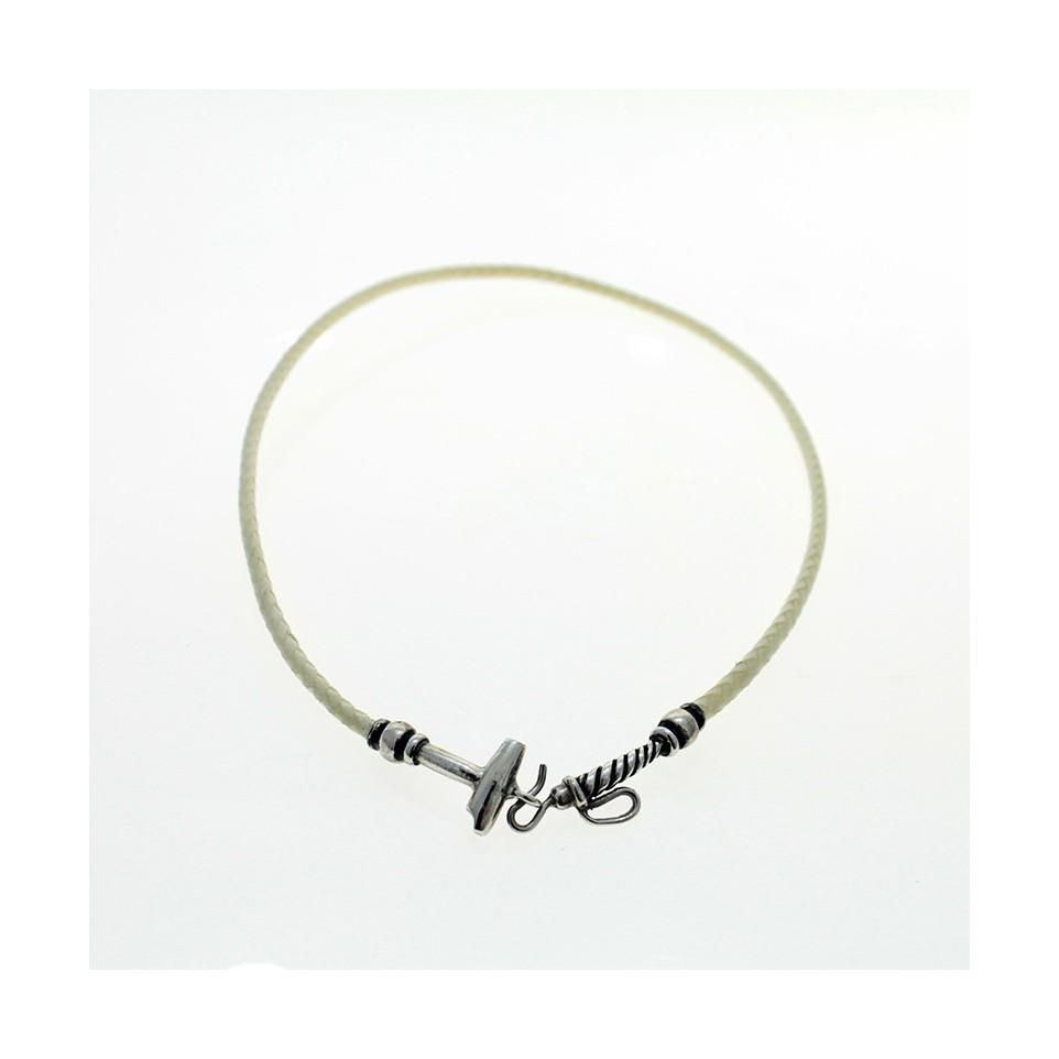 Polo mallet pendant necklace |El Boyero