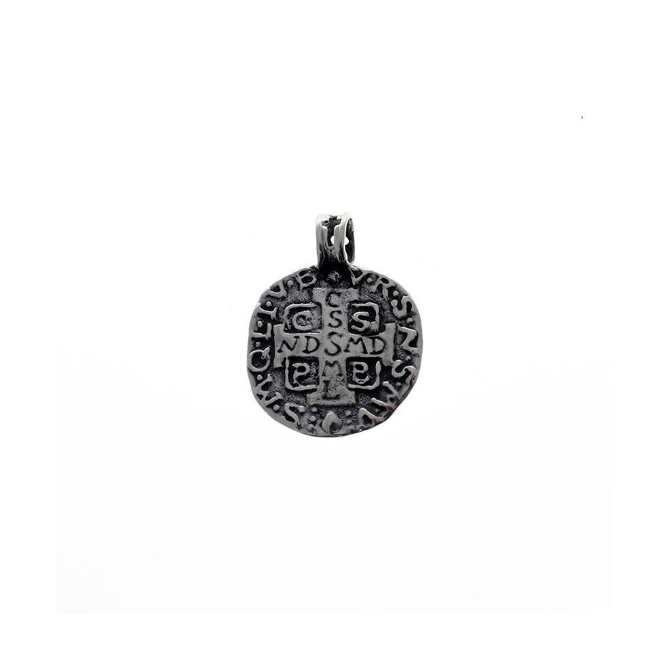 Medalla San Benito plata |El Boyero