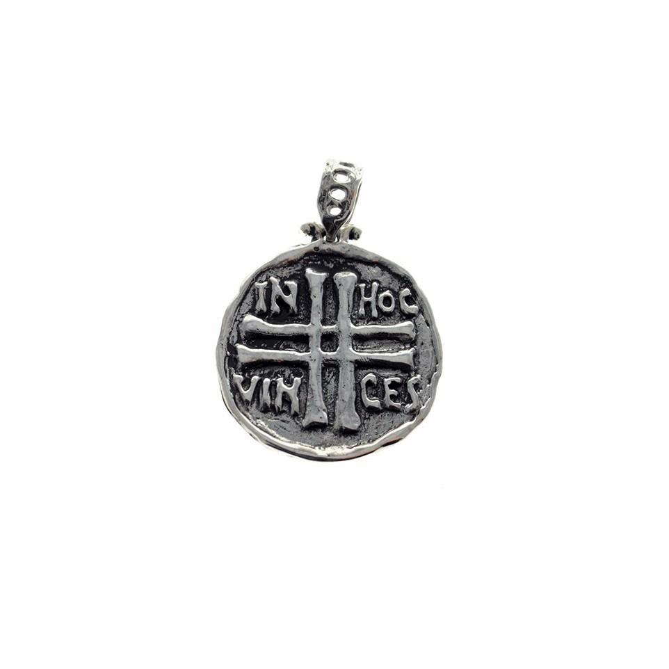Medalla In hoc Vinces |El Boyero