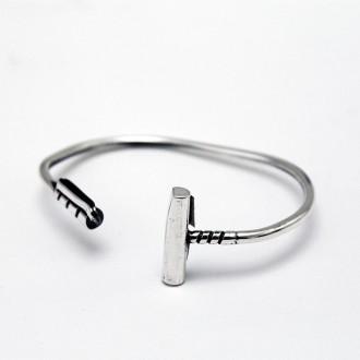 Polo mallet bracelet