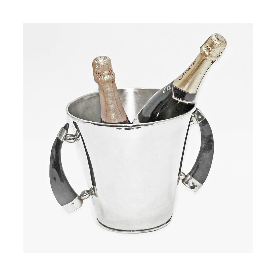 Balde para Champagne - Alpaca Argentina |El Boyero