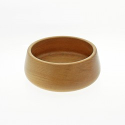 Round wood bowl |El Boyero
