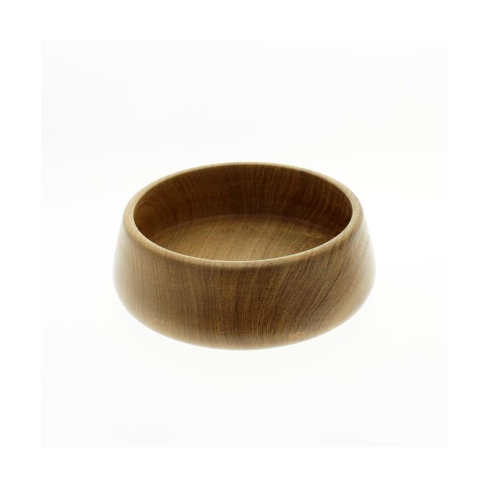 Bowl redondo de madera de 20 cm |El Boyero