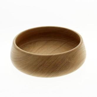 Bowl redondo de madera de 22 cm |El Boyero