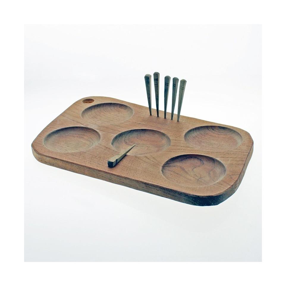 Appetizers tray x5 |El Boyero