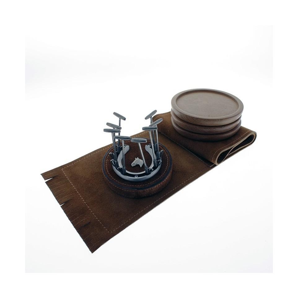 Juego para picada - Diseño tacos de polo |El Boyero