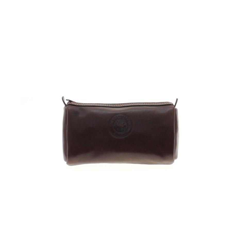 Soft cow leather cosmetics pouch |El Boyero