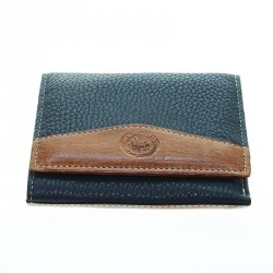 Soft cow leather trifold women's wallet |El Boyero