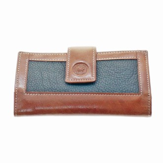 Soft cow leather women's wallet |El Boyero