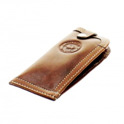 Leather eyeglass/glass case |El Boyero