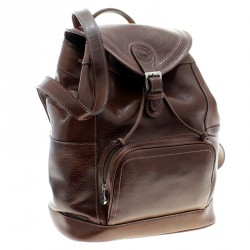 Cow leather backpack |El Boyero