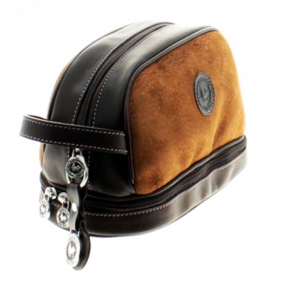 Capybara toiletry bag with two compartments |El Boyero
