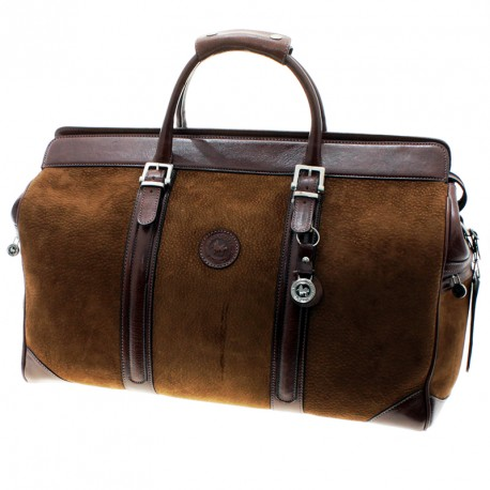 Capybara travel bag with pockets |El Boyero