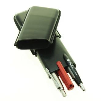 Leather pencils case |El Boyero