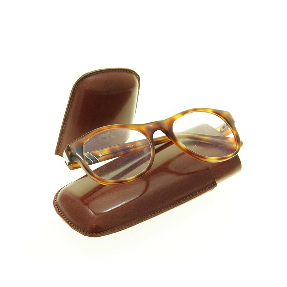 Leather glasses case |El Boyero