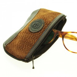 Capybara leather glasses case |El Boyero