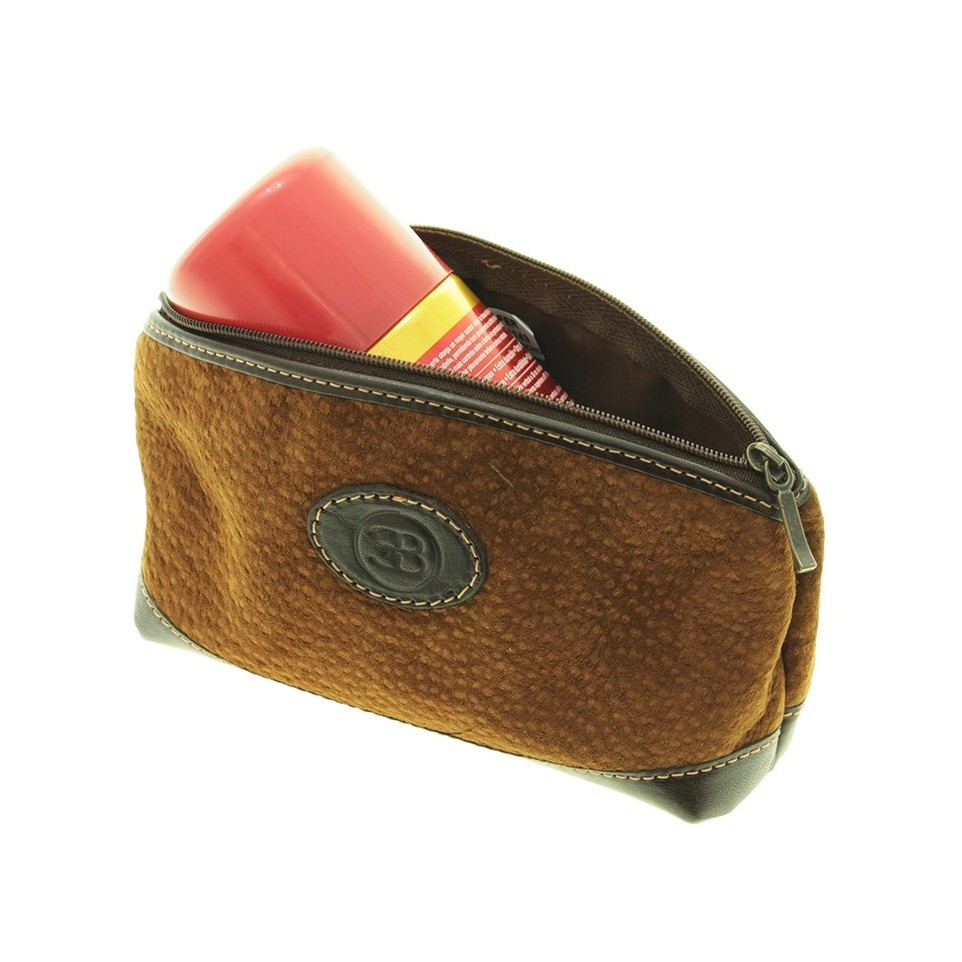 Big cosmetic pouch made in capybara