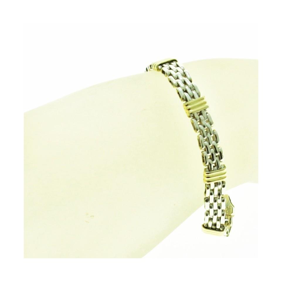 Brazalete plata y oro Brazalete de plata y oro |El Boyero