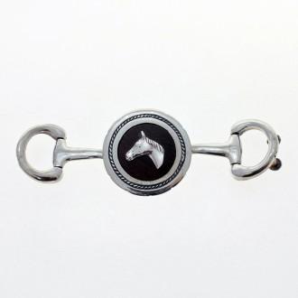 Yunta de plata - Diseño caballo