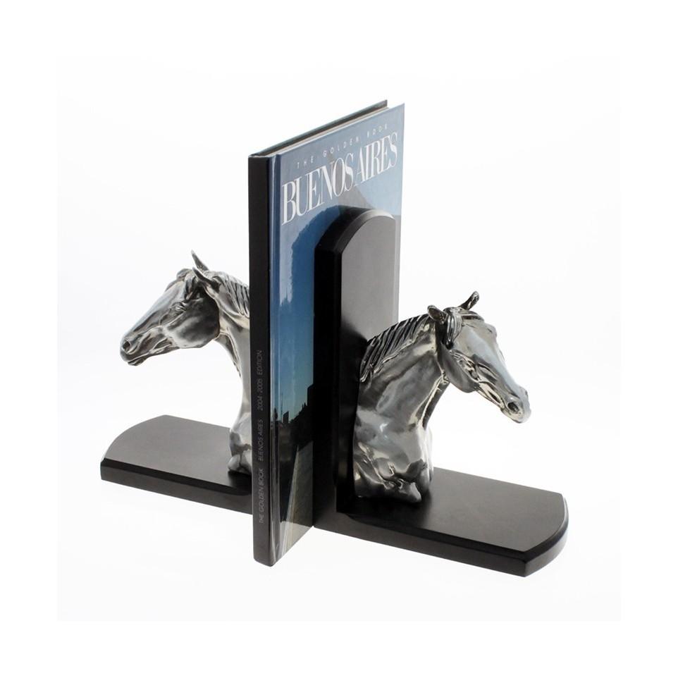 Prensalibros torso de caballo |El Boyero