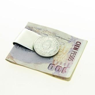 Small patacón moneyclip |El Boyero