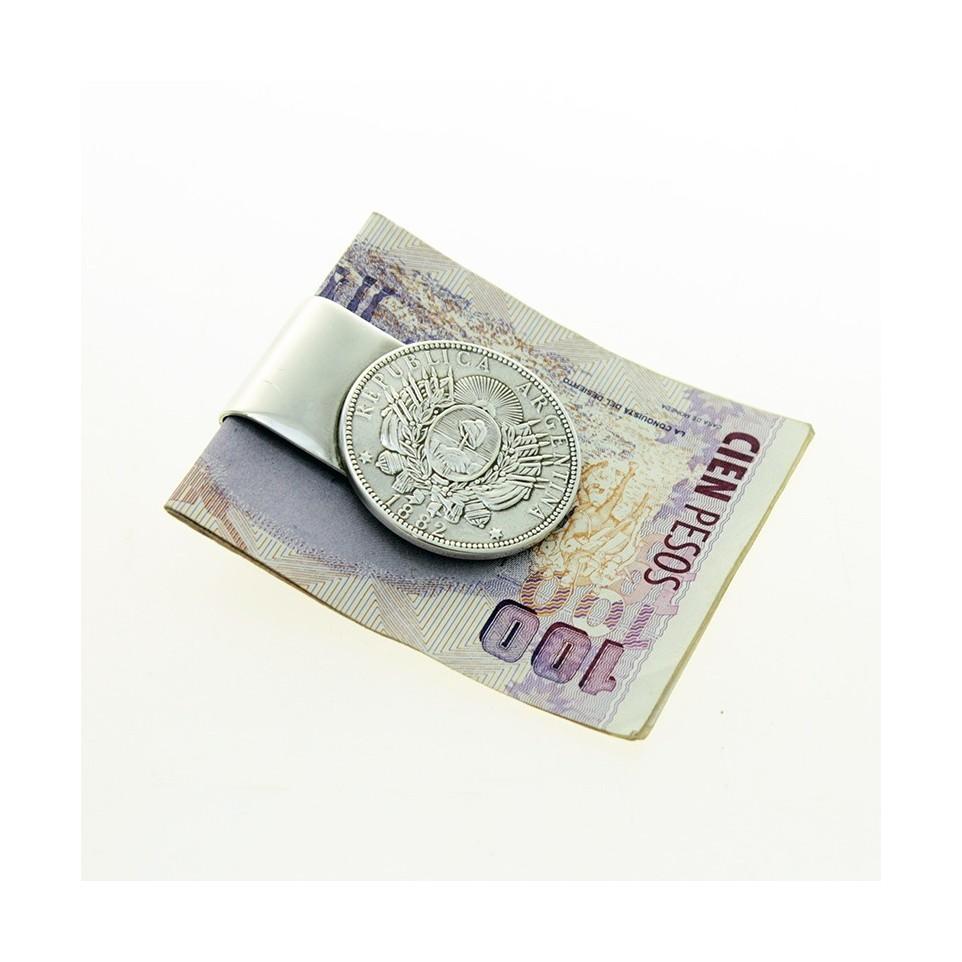 Big patacón moneyclip |El Boyero