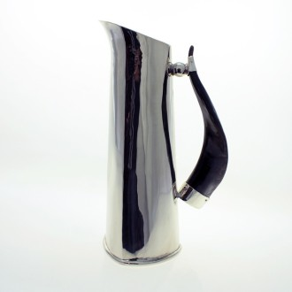 Nickel silver pitcher