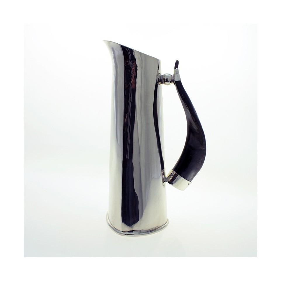Nickel silver pitcher