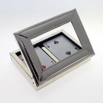 Caja alpaca con cartas |El Boyero