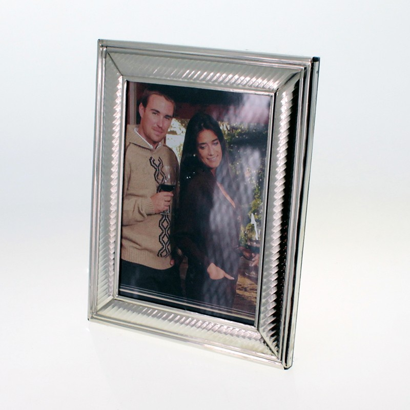 f446d507c1d Handmade nickel silver photo frame