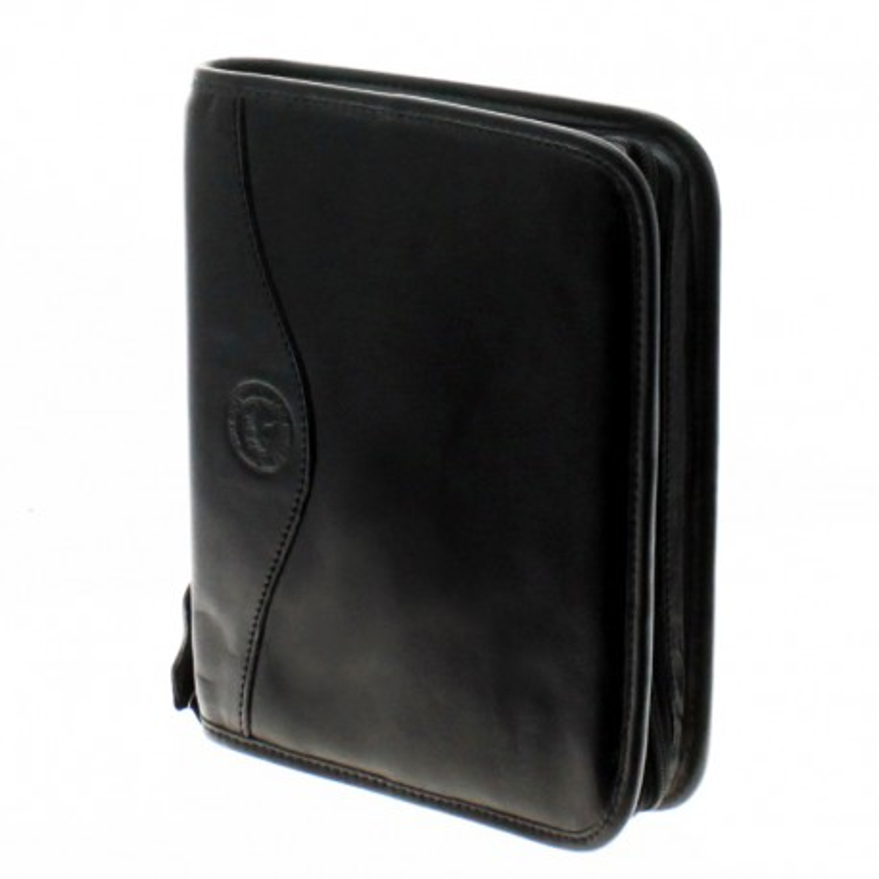 Cow leather diary organizer folder |El Boyero