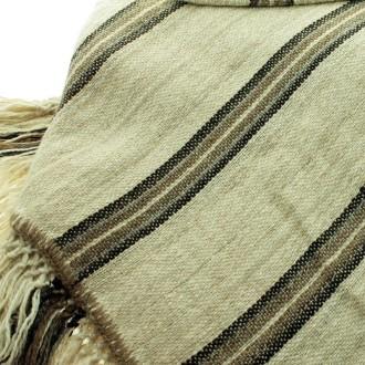 Llama knitted blanket |El Boyero