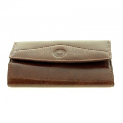 Women fold over leather wallet |El Boyero