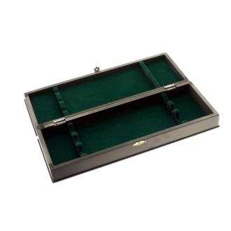 Caja para juego de trinchar (tres piezas)