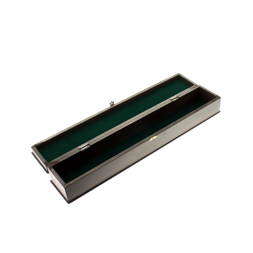 Caja para rebenque de madera |El Boyero