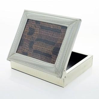 Caja de alpaca combinada con chaguar |El Boyero