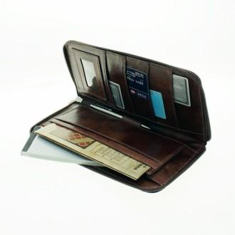 Porta documentos para viaje de cuero |El Boyero