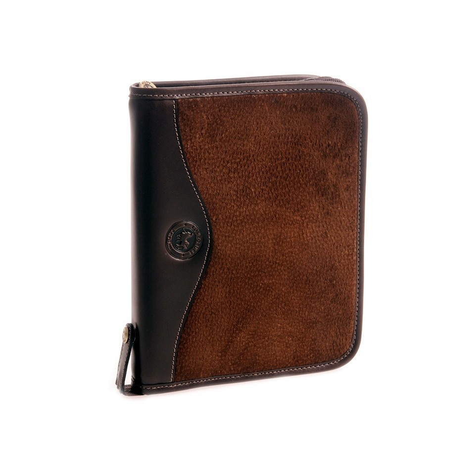 Capybara leather diary organizer folder |El Boyero