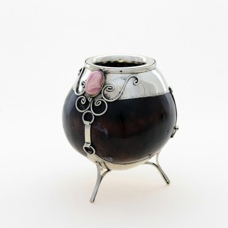 Mate with rhodochrosite |El Boyero