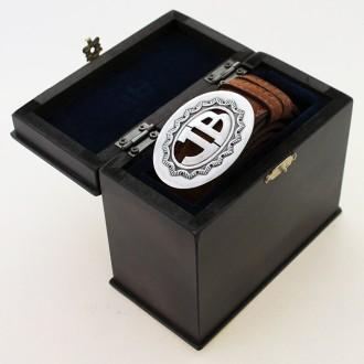 Hebilla calada con caja y lonja |El Boyero