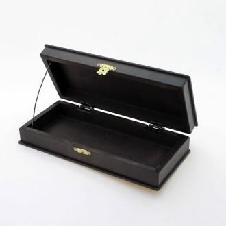 Caja de madera para chalina |El Boyero
