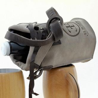 Bolsa de cuero para growler de cerveza |El Boyero