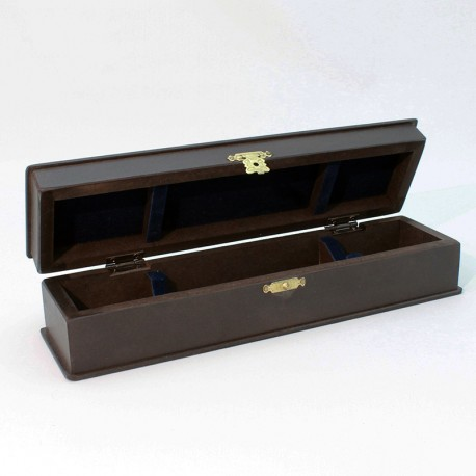 Caja de madera para cuchillo corto |El Boyero