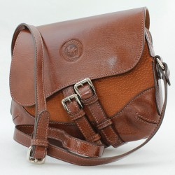 Capybara saddle crossbody bag |El Boyero