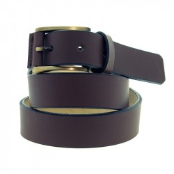 Cow leather lady belt