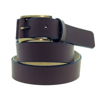 Cow leather lady belt |El Boyero