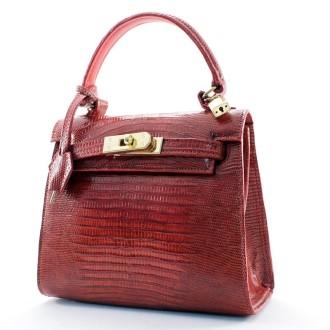 Lizard leather small purse |El Boyero